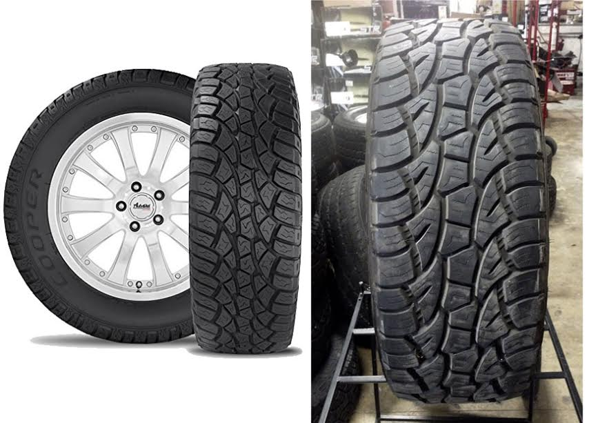 Cooper Zeon Ltz Has Been Developed As A Hybrid Between Sports Truck Tire And An All Terrain The Result Is Aggressiveness That Can Tame Any Kind