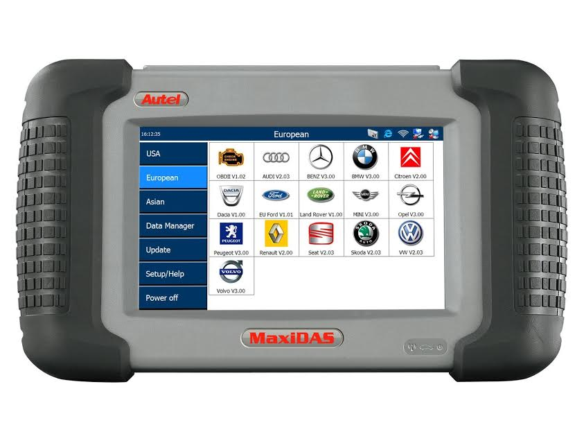 Autel Maxidas DS708 Review: Powerful Scanner with ECU Programming