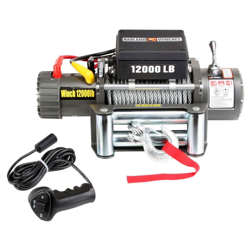 Badland Winch Review  For Off Road Applications