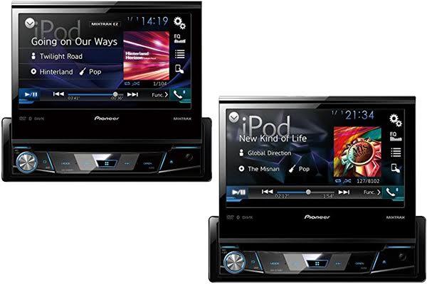 Pioneer AVH-X7800BT Receiver Driver Download