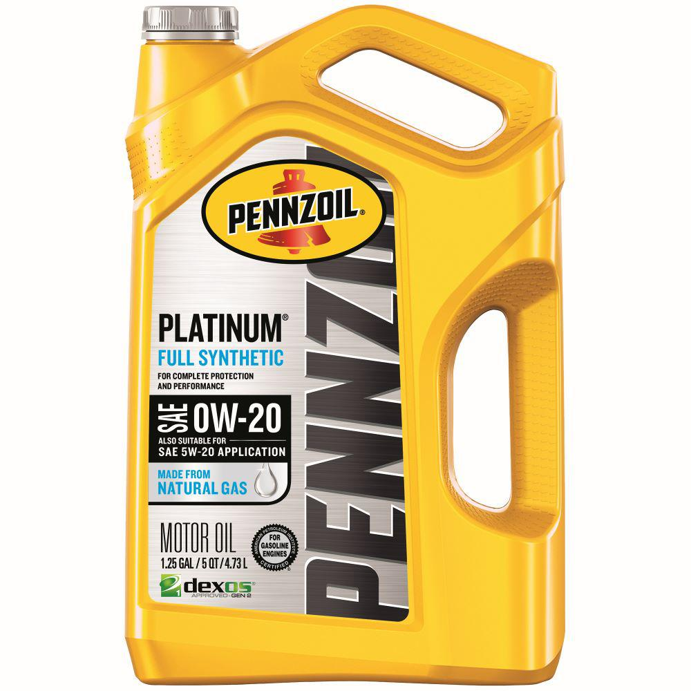 Pennzoil Ultra Platinum Vs Royal Purple